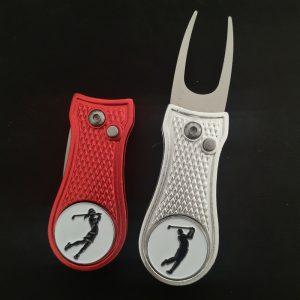 golf repair divot tool